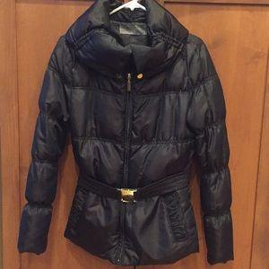 Zara puffer coat
